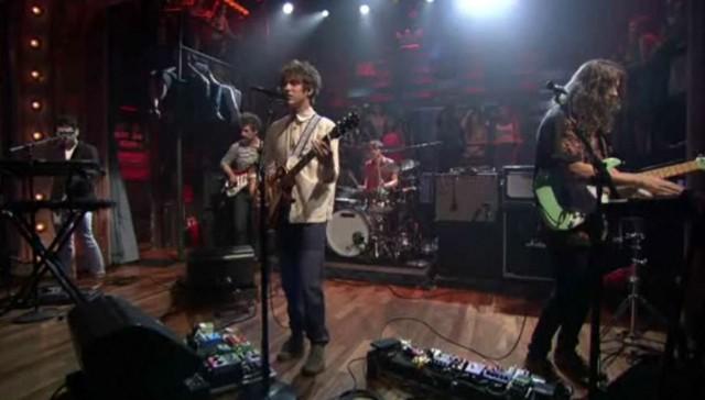 MGMT On Jimmy Fallon 2010