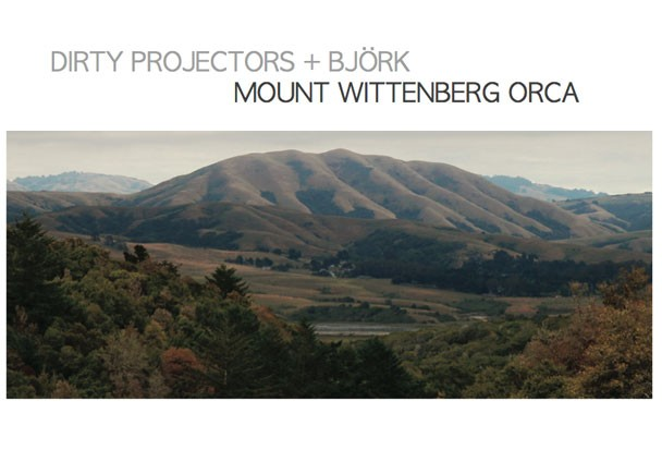 Dirty Projectors & Bjork - Mount Wittenberg Orca