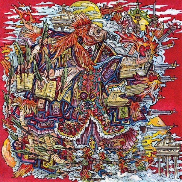 of Montreal False Priest Album Art