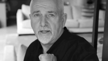 Peter Gabriel Covers Tom Waits For The Voice Project