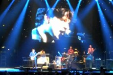 "Vampire Weekend & Conan O'Brien Do ""Walcott"" At Radio City Music Hall"