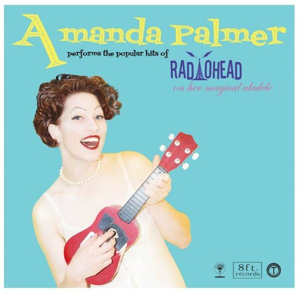 Amanda Palmer Album Art
