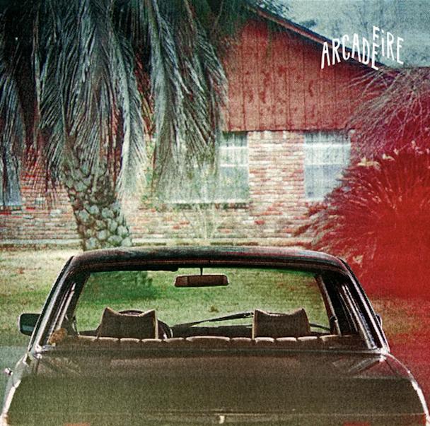 Arcade Fire The Suburbs Album Art