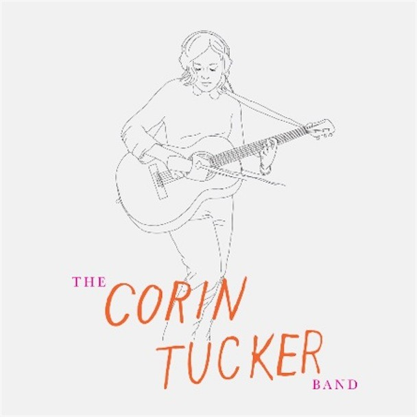 Corin Tucker Band Album Art