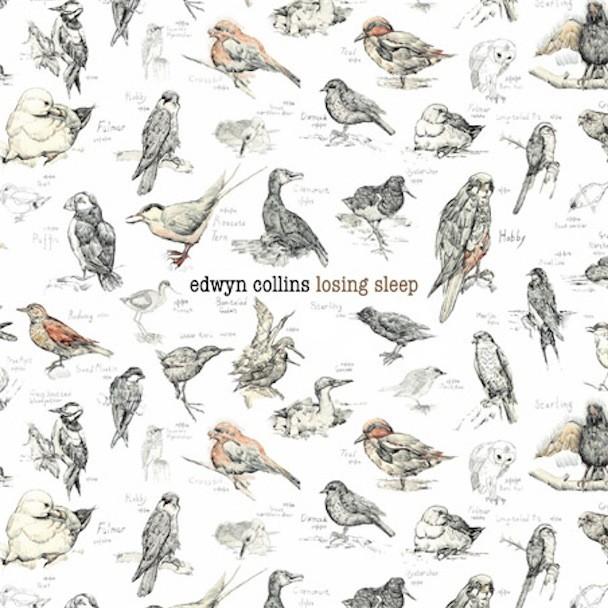 Edwyn Collins Losing Sleep Album Art