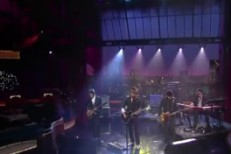 "Interpol - ""Barricade"" On Letterman"