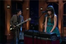 "She & Him ""Don't Look Back"" On Ferguson"