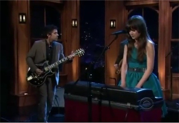 She & Him On Craig Ferguson