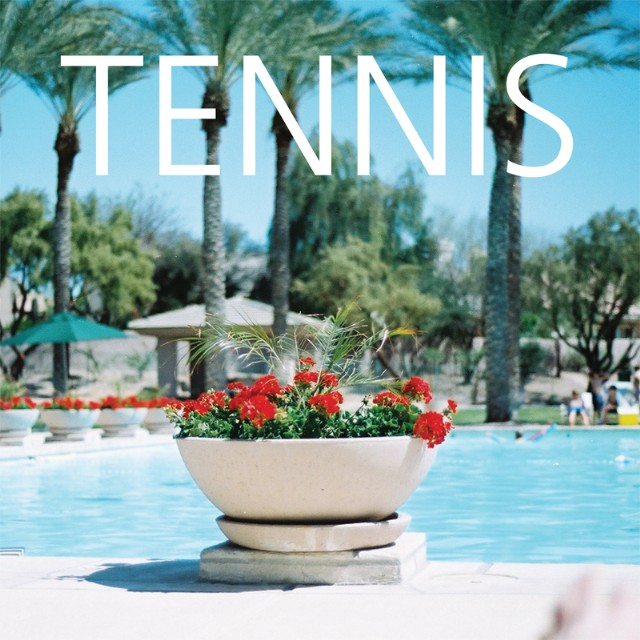 Tennis Album Art