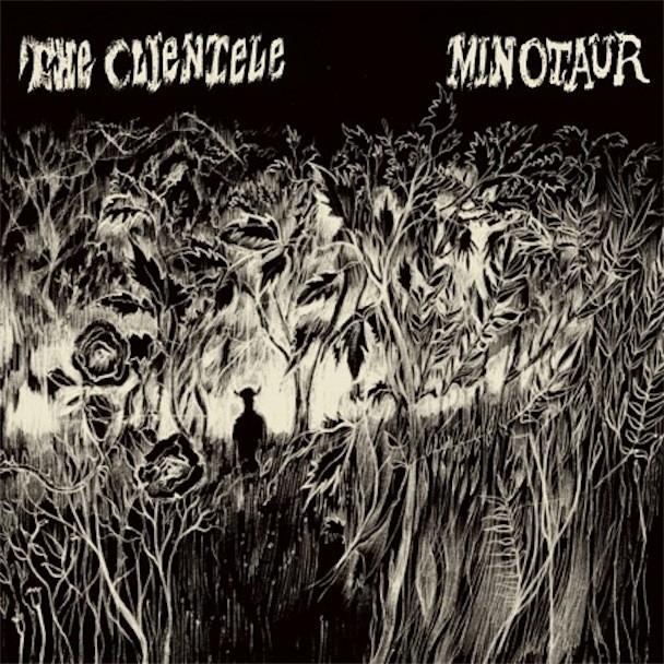 The Clientele - Minotaur Album Art