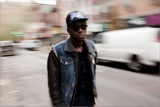 Theophilus London by Eddie Brannan