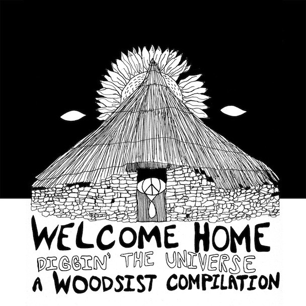 Various - Welcome Home Diggin' The Universe