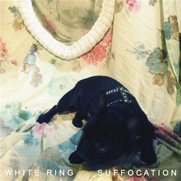 "White Ring - ""Suffocation"" Album Art"