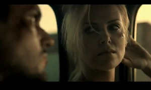 """Brandon Flowers & Charlize Theron In """"Crossfire"""""""