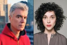 David Byrne & Annie Clark