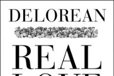 "Delorean - ""Real Love"" Art"