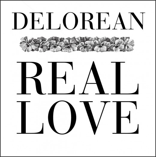 "Delorean - ""Real Love"" Art"