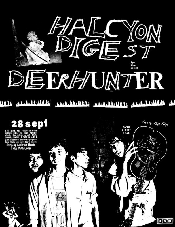 Deerhunter Return With Halcyon Digest