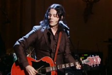 Jack White Performs Beatles At White House