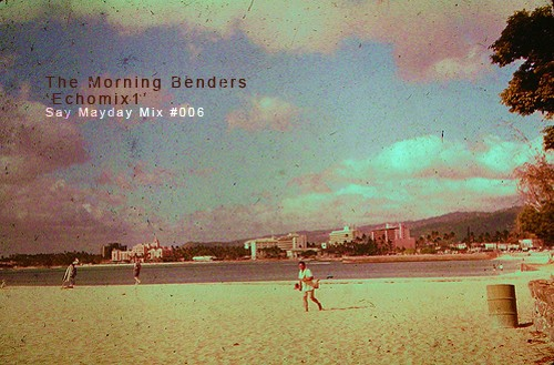 the morning benders echomix