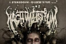 Nachtmystium 2010 Tour Flyer