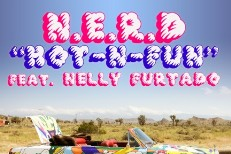 "N.E.R.D. - ""Hot-N-Fun"" Remixes"