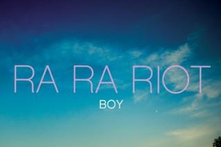 "Ra Ra Riot – ""Boy"" (Stereogum Premiere)"