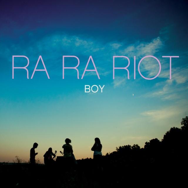 """Ra Ra Riot - """"Boy"""""""