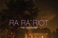 Ra Ra Riot The Orchard Album Art