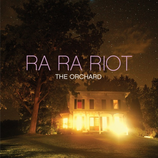Ra Ra Riot The Orchard Album Art