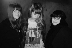 Vivian Girls Cover Bowie, Get New Drummer