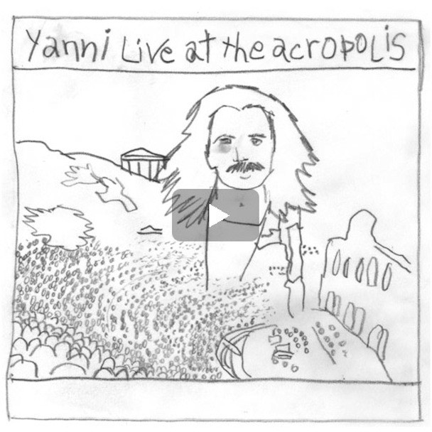Beck & Thurston Moore Cover Yanni - Stereogum