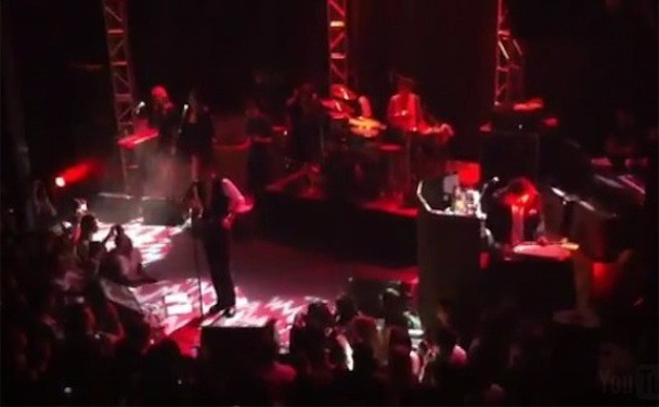 Brandon Flowers Live Video