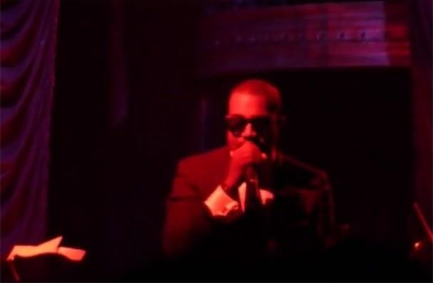 Kanye West The Box
