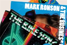 "Mark Ronson & The Business INTL – ""The Bike Song"" (Stereogum Premiere)"