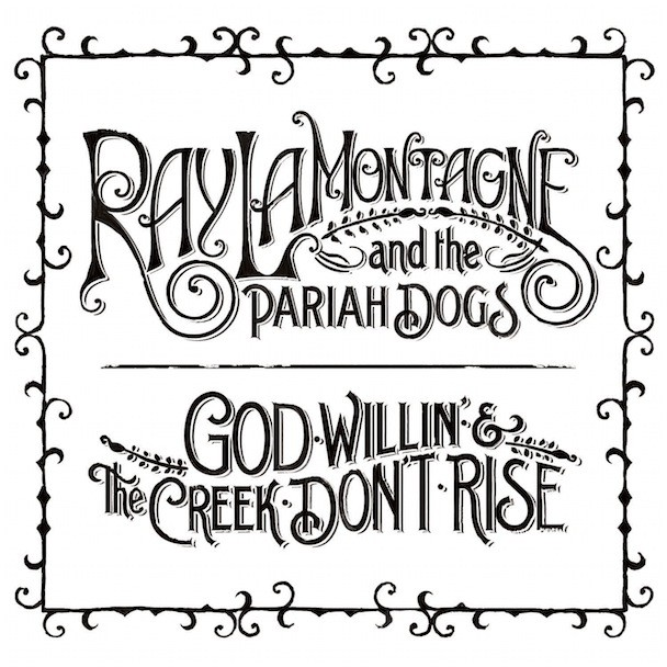 Ray LaMontagne - God Willin Album Art