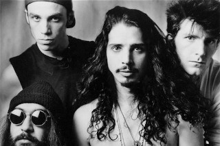 "Soundgarden – ""Black Rain"""