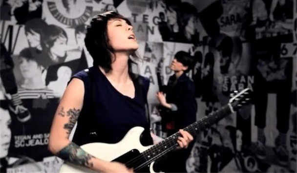 "Tegan and Sara - ""Northshore"" Video"