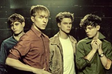 "The Drums – ""Down By The Water"""