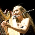 Joanna Newsom, Robin Pecknold @ Orpheum Theater, Los Angeles 7/31/10