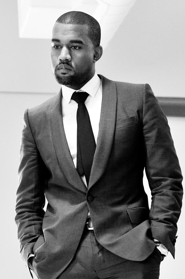 Kanye's Twitter Visit 2010