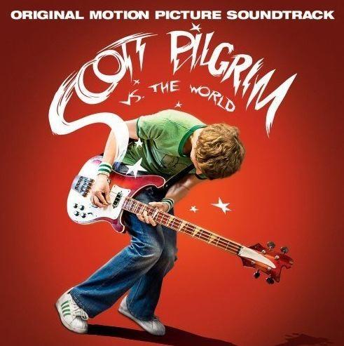 Scott Pilgrim vs. The World OST Art