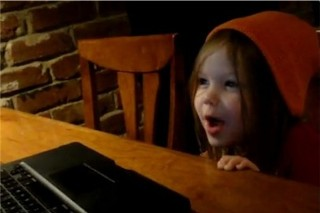 It's Friday, So Here's A 2-Year-Old Singing Joanna Newsom