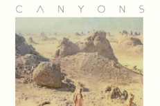 Canyons My Resue Album Art