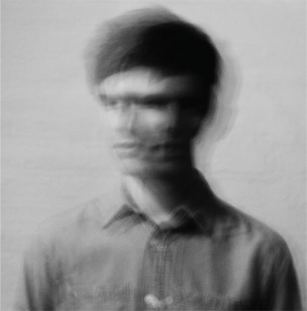 James Black Klavierwerke EP Album Art