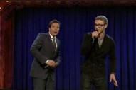 MC Fallon & Justin Timberlake's History Of Hip-Hop Medley