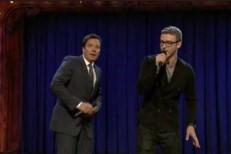 Justin Timberlake Jimmy Fallon Rap Medley