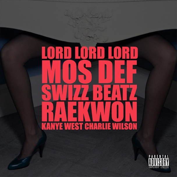 "Kanye West – ""Lord Lord Lord"" Album Art"