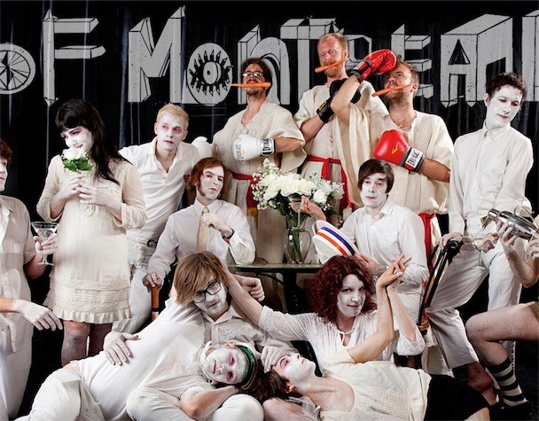 Of Montreal PR 2010