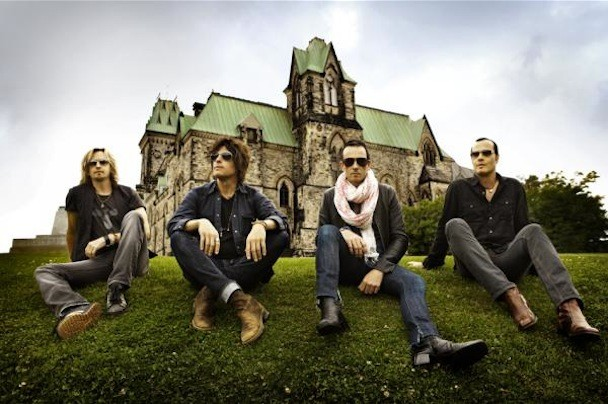 Stone Temple Pilots PR 2010